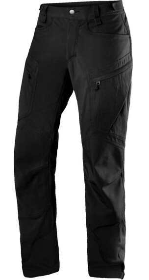 Haglöfs W's Rugged II Mountain Pant True Black Solid (2VT)